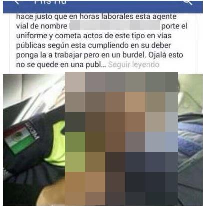 Facebook denuncias