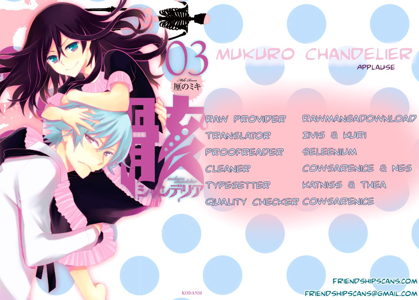 Mukuro Chandelier Chap 2 - Next Chap 3