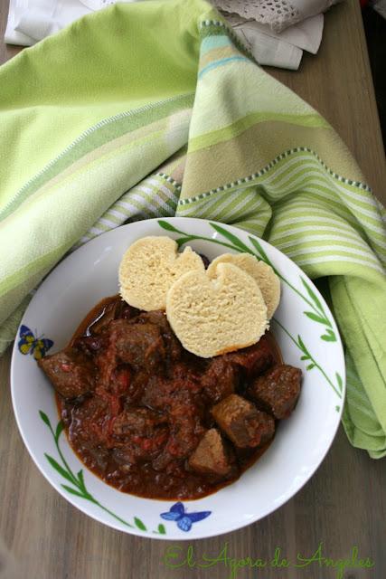goulash,recetas con cookeo