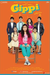 Gippi (2013) Movie Poster