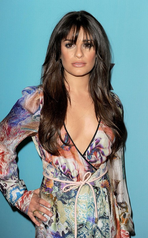 Lea Michele Hairstyles 15