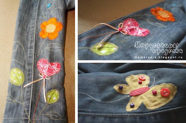 брюки для девочки сшить самой