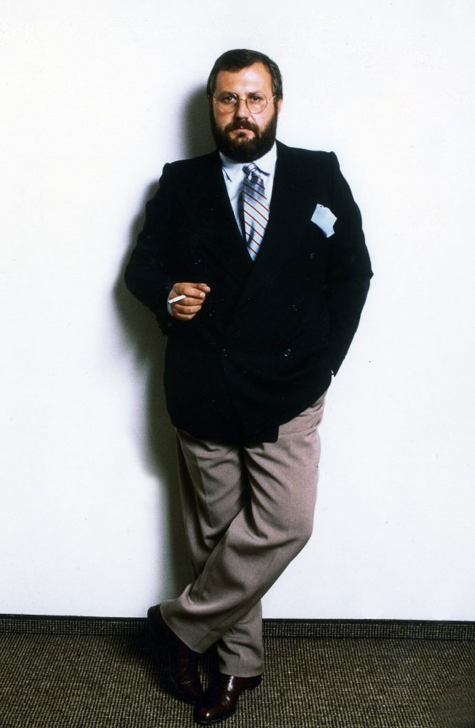 Gianfranco Ferre in 1980