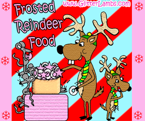 Frosted Reindeer Food Nail Polish