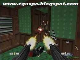 Golden Eye 007 Nitendo 64