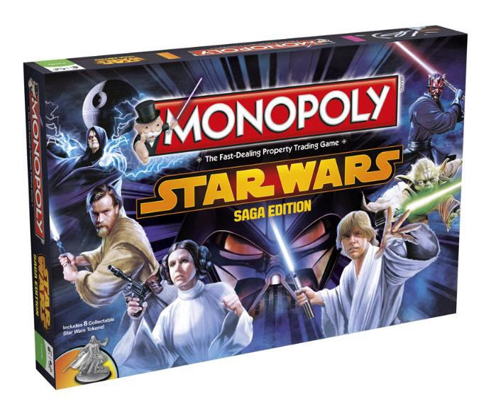 Monopoly de Star Wars