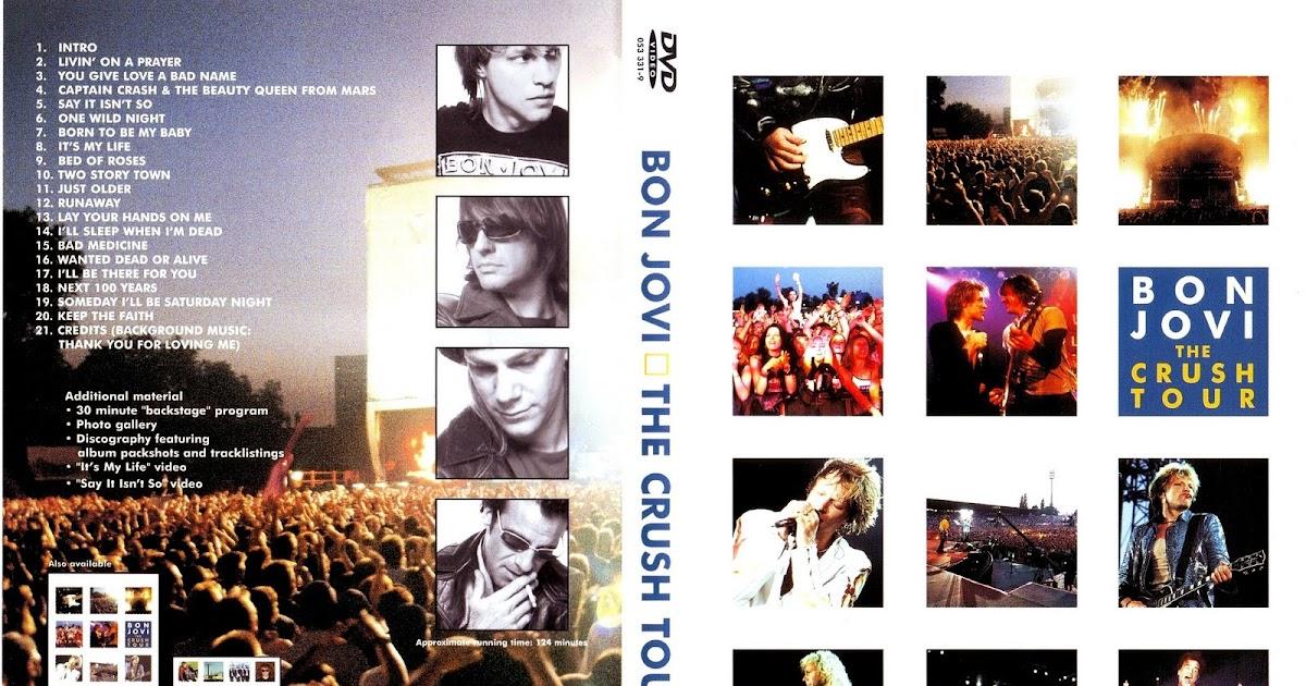 Bon Jovi The Crush Tour Download