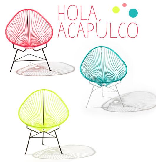 Design by dreams silla acapulco for Silla acapulco