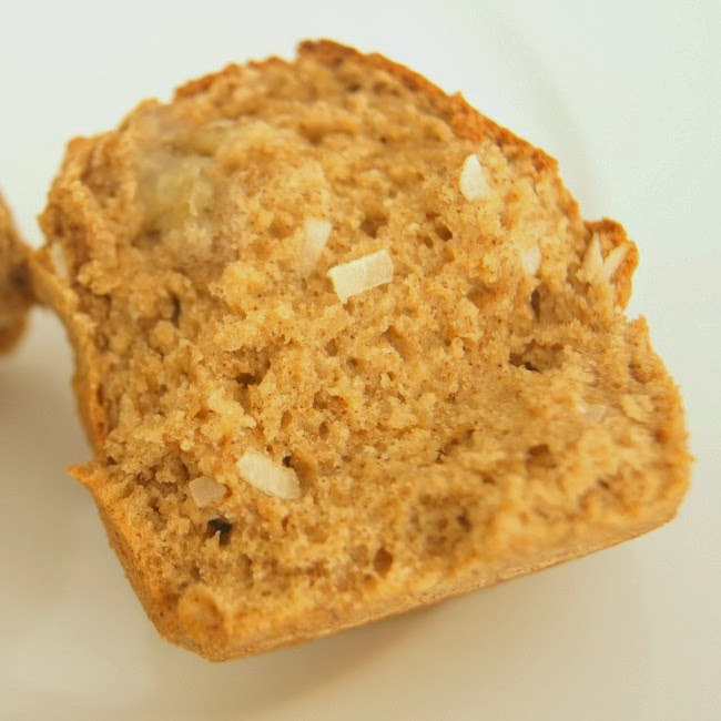 Healthy Breakfast Oatmeal Muffins, using apple sauce in recipes