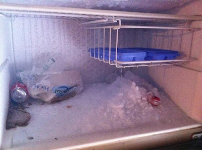 Hướng dẫn cách xả đông ngăn đá tủ lạnh