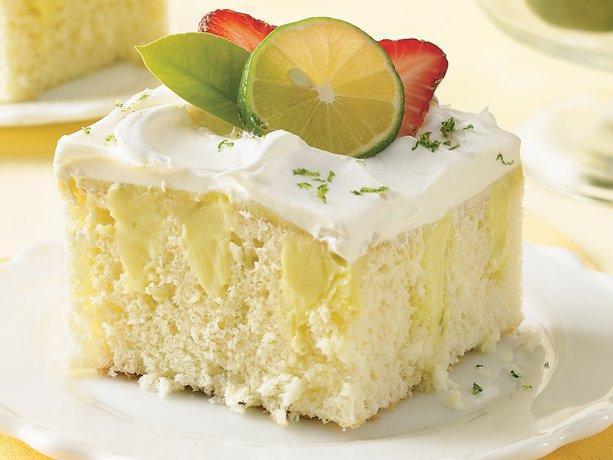 Key Lime Cake Recipe Sweetened Condensed Milk