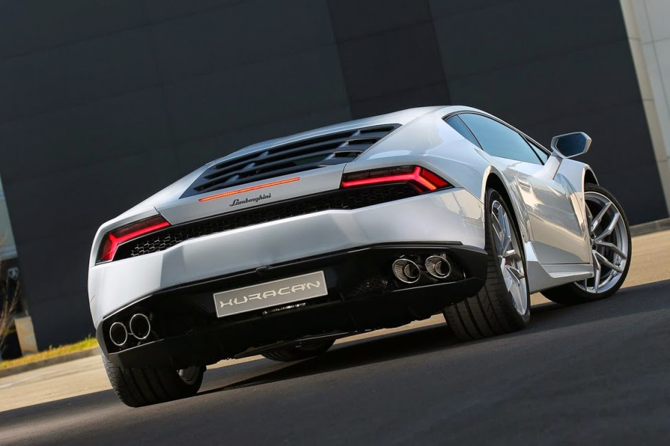 Lamborghini Huracan Ne...