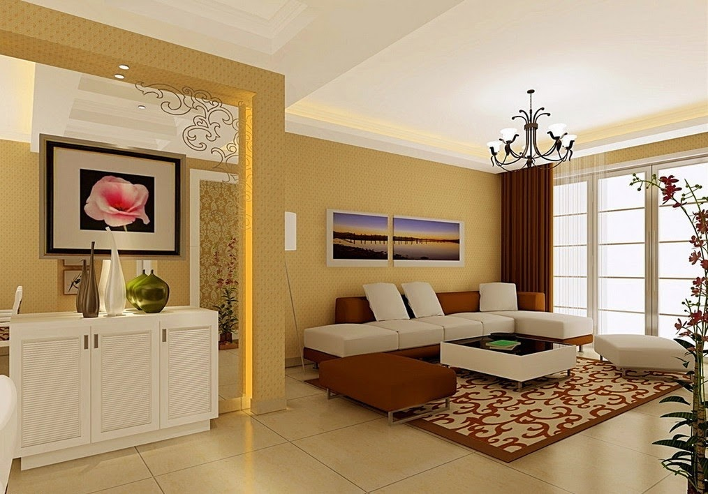 Simple room design with best idea for Simple decorating ideas for living room
