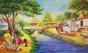 Λάγκα, χωριό