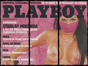 Proibida do Funk Nua Na Playboy