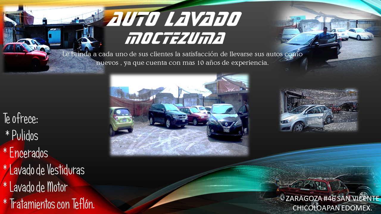 AUTO LAVADO