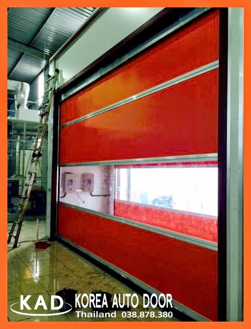 kad high speed rapid rolling doors