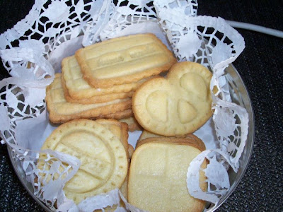 ricetta: biscotti da thè al  cocco