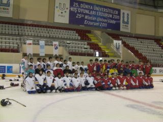 U17 TBHF National Development Camp