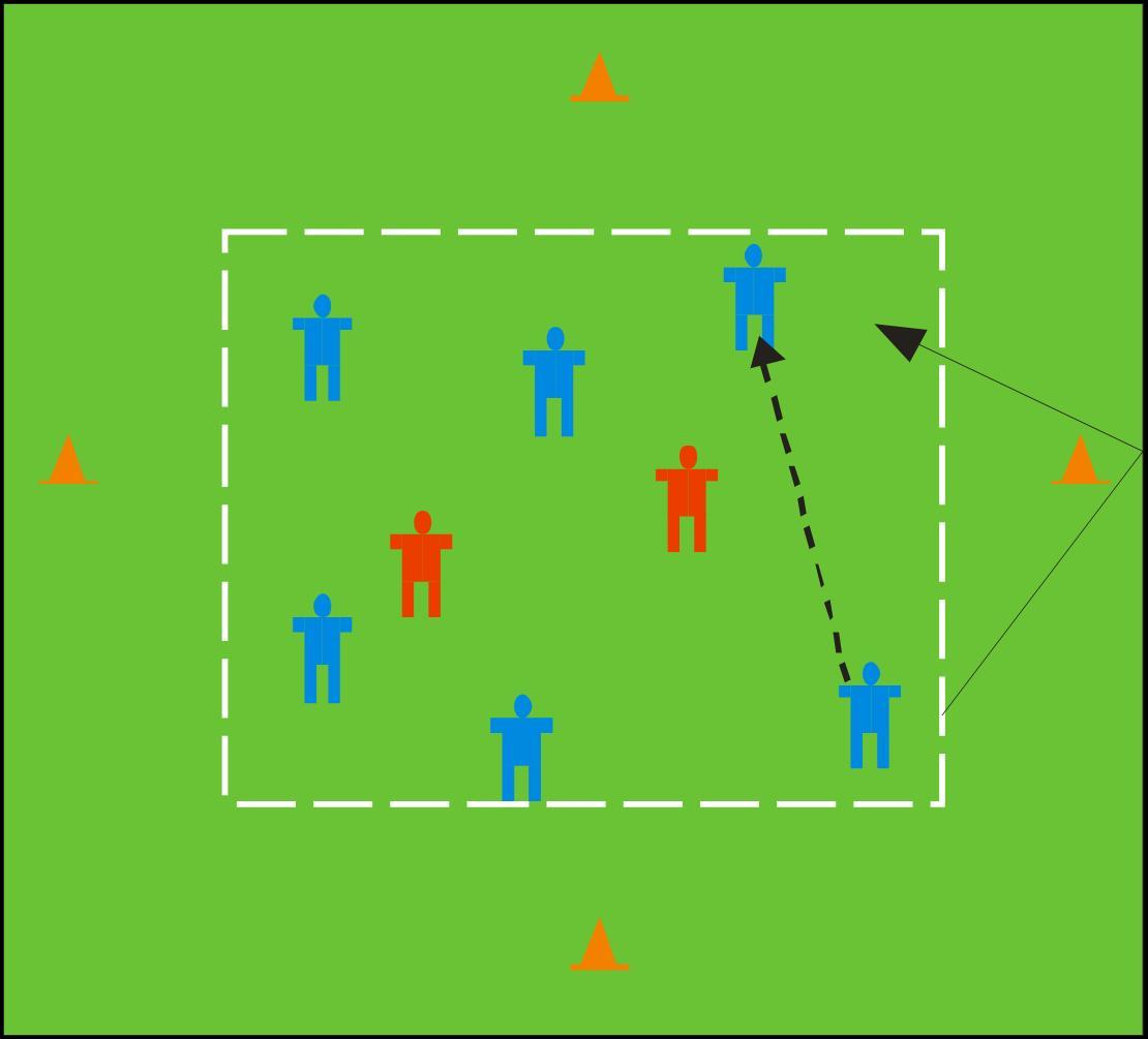 Base de datos de ejercicios de fútbol con más de 300  - Imagenes De Entrenamientos De Futbol