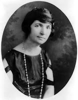 Margaret Sanger the Patron Saint of the left and founder of PP