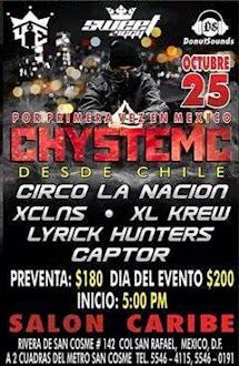CHYSTEMC EN MEXICO