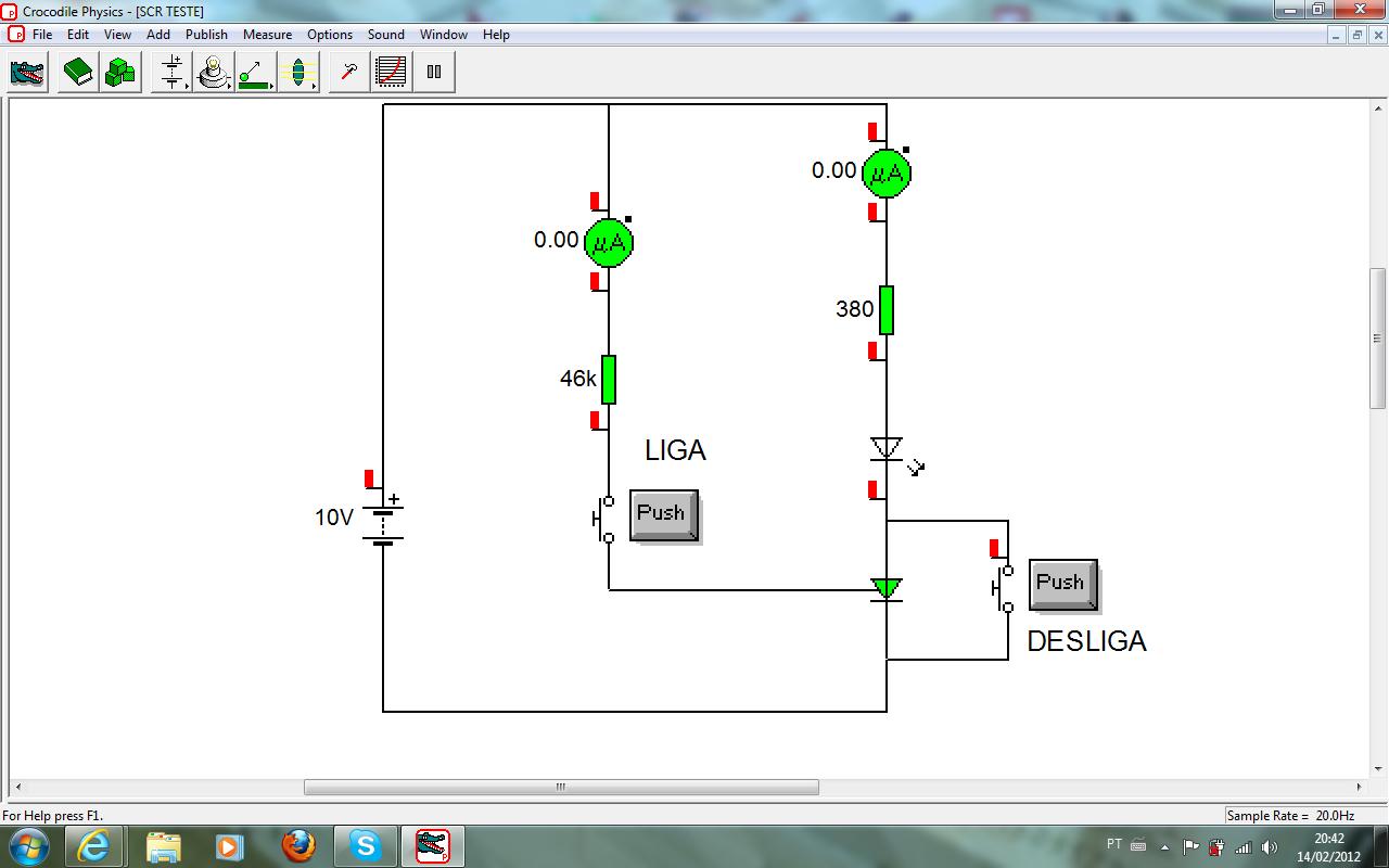 Circuito Com Scr Tic 106 : Automação criativa scr o tiristor mais usado