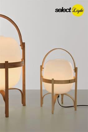 Cesta Lamp Family - Miguel Milá