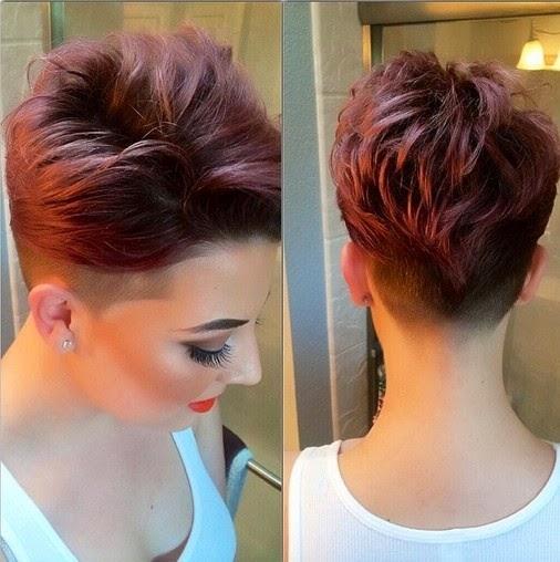 2015 hair short styles