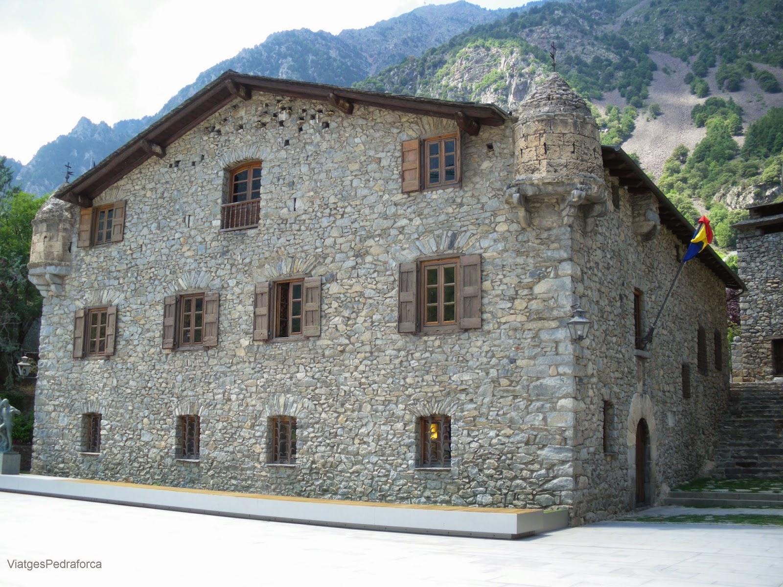 Casa de la Vall, Andorra la Vella, Andorra