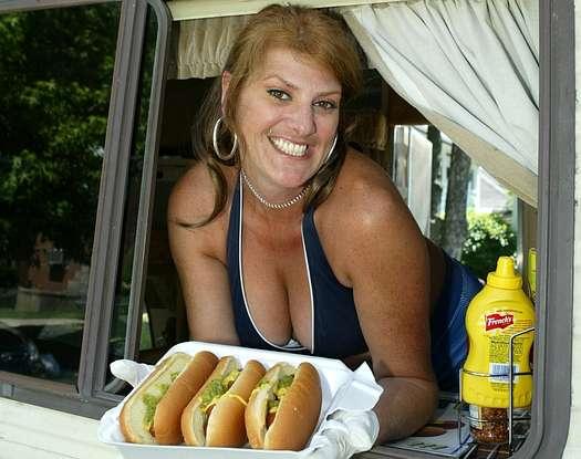Hot Dog Trucks Long Island