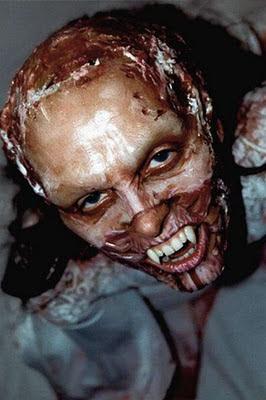 Horror Movie Make Up