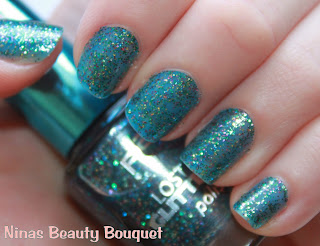 P2 Nagellack Lost in Glitter 040 to be cool!