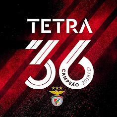 Benfica Tetracampeão 2016/2017