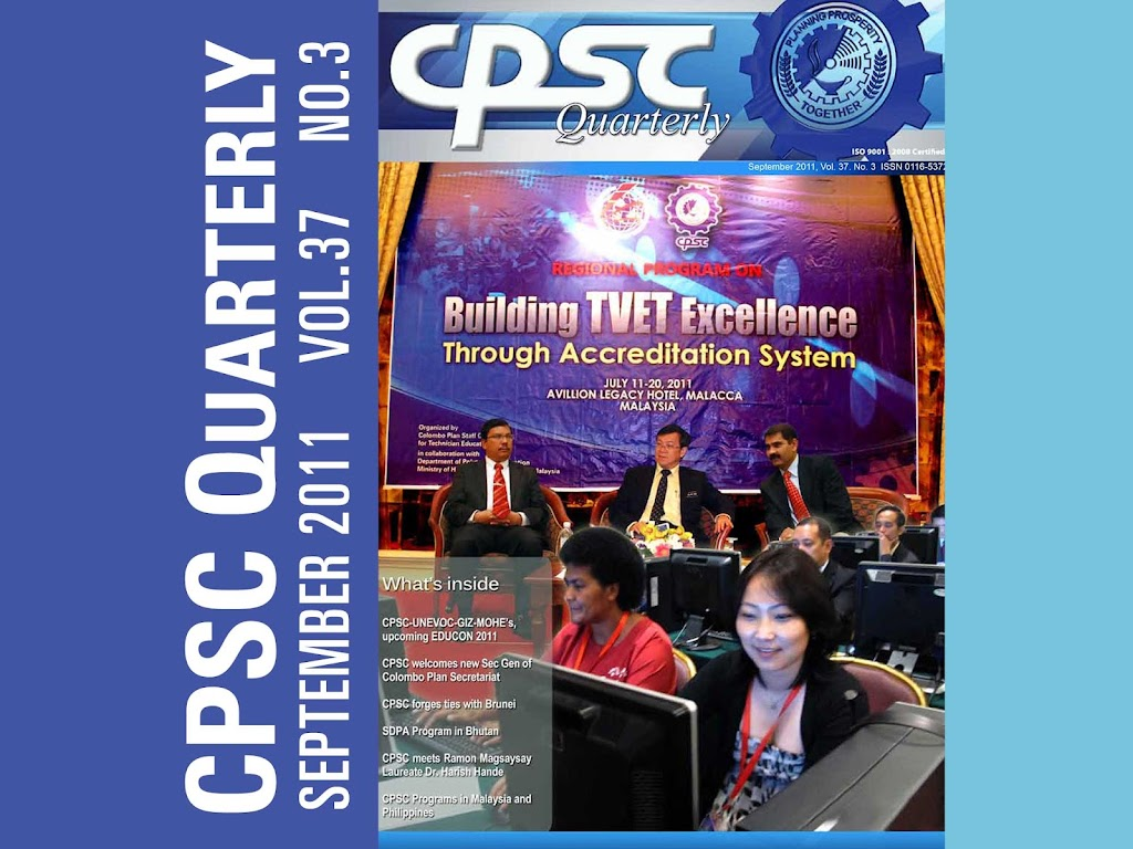 CPSC Quarterly September 2011