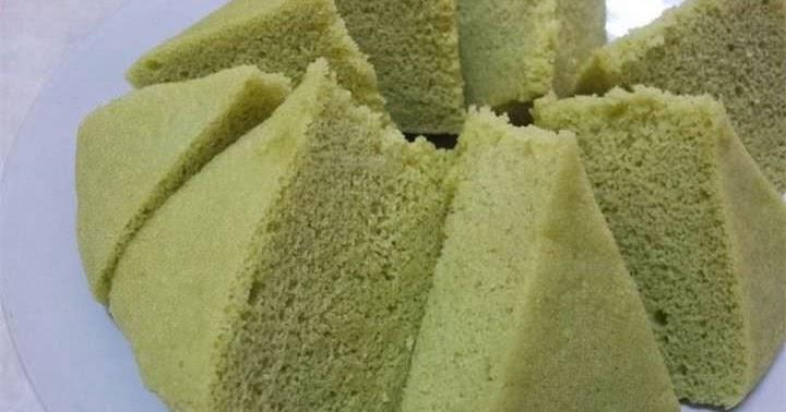 原味香兰蒸蛋糕(附流程圖)! 不用烤箱哦!30分钟就能搞定!