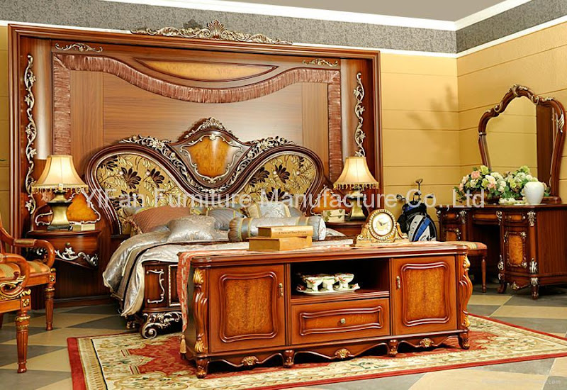 Cherry Wood Bedroom Furniture