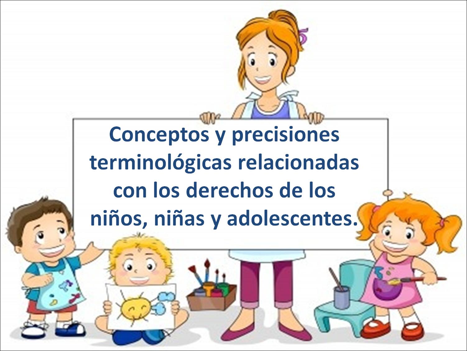 Derechos humanos de los ni os ni as y adolescentes junio for Concepto de la familia para ninos