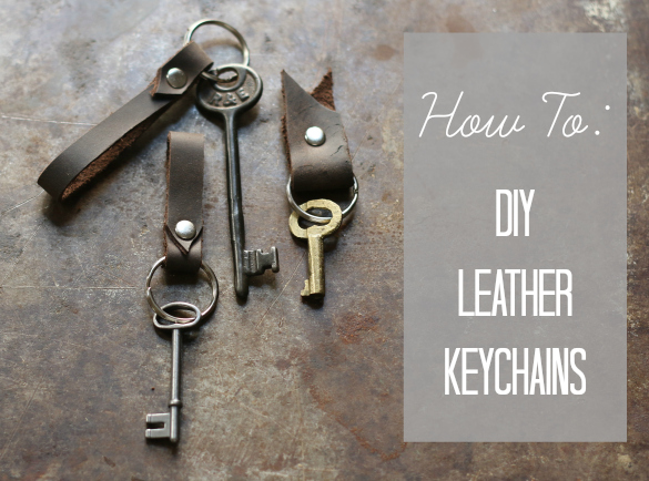A Few Weeks Back We Hit Up Our Local Leather Crafting Store To Pick Up A  Large Scrap Of Leather For The DIY Catchall Tray Project We Had In The  Works.