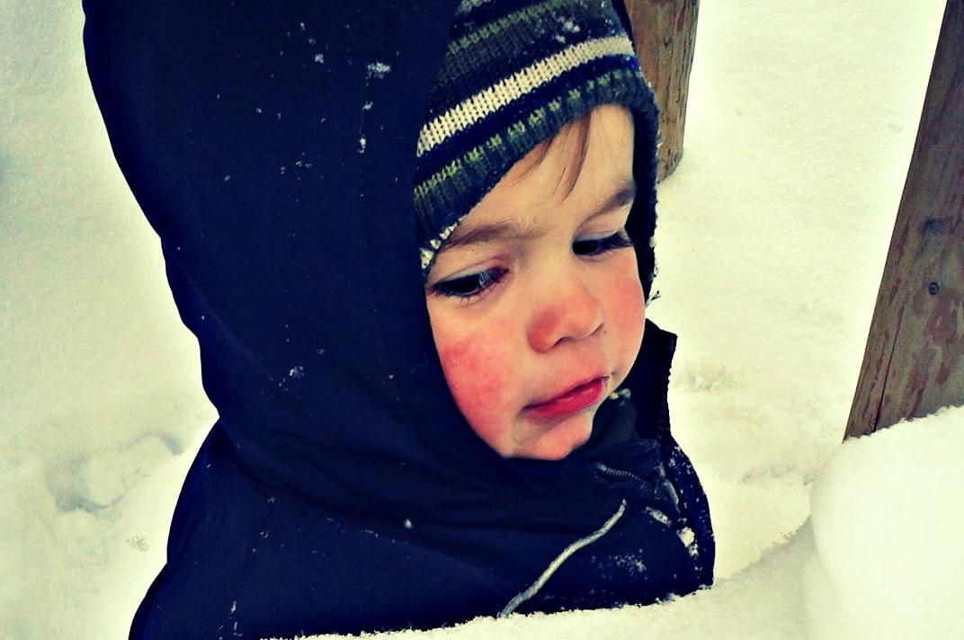 óvoda, gyermekkor, család, öltözködés, téli öltözködés, öltöztetés, emlékezés, novella,