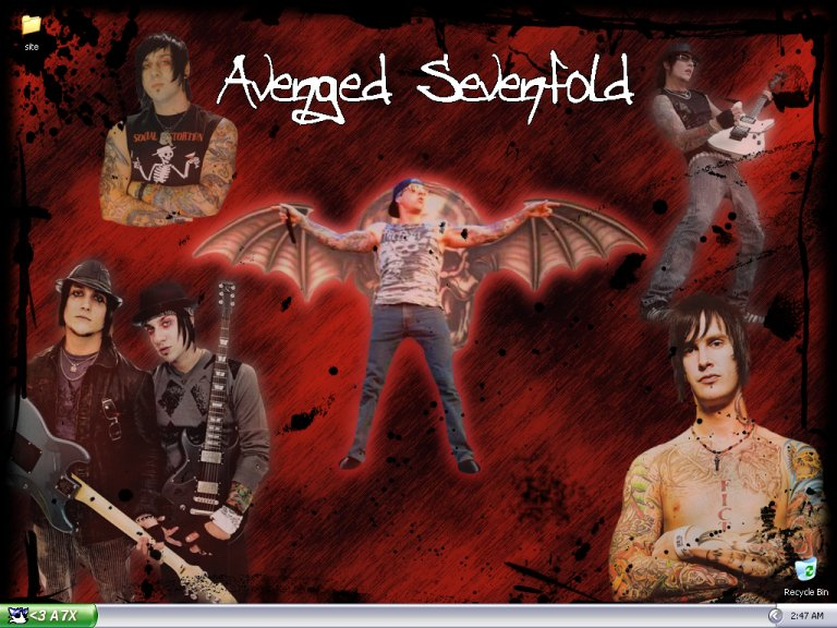 Natural Born Killer Avenged Sevenfold Lyrics