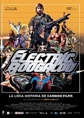 Electric Boogaloo. La loca historia de Cannon Films