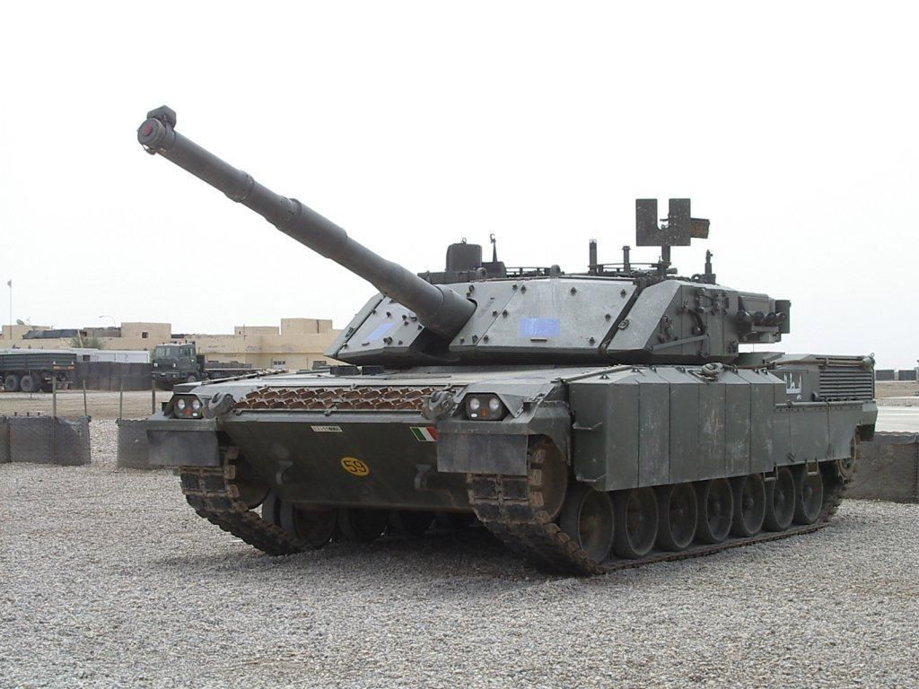 Military information house ariete for Ariete evo 2 in 1