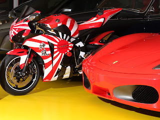 Nova Honda CBR 1000 Firebblade Tuning