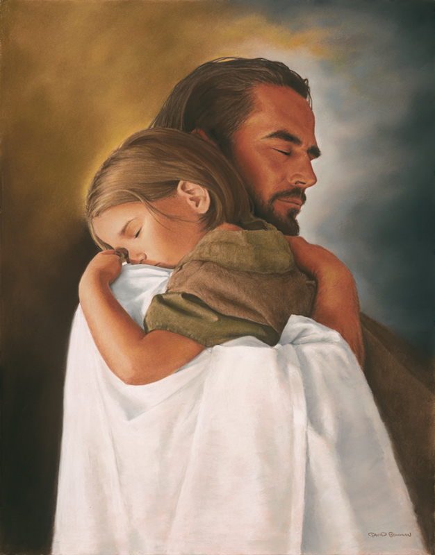 Jesus Comforting Pictures http://3forjc.blogspot.com/2012/04/many-close-callstoo-close-for-comfort.html