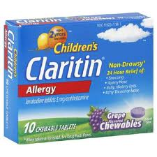Claritin Chewables