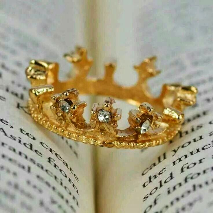Most Beautiful Crown Rings For Girls | She9 Facebook