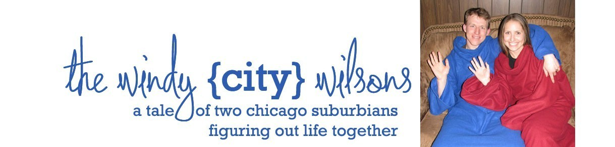 The Windy {City} Wilsons