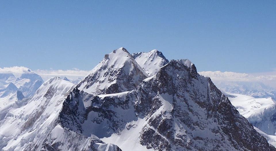 Gasherbrum II - 15 Highest Peaks in the World
