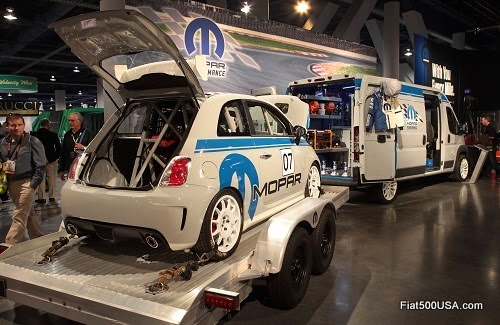 "Mopar-Fiat ""Mobile Garage"""